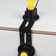Angle-Leveling-Tool Tile-Leveler-Spacers Locate Leave Male with And Seams Can-Be-Used