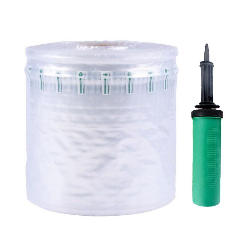 Inflatable Air Column Cushion Wrap Roll Packaging ( 20cm*300m/roll )