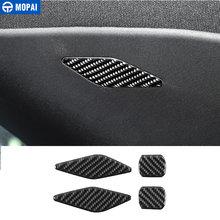 Аксессуары для салона автомобиля mopai из углеродного волокна