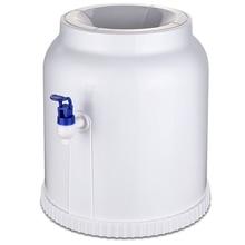 Desktop Cold Water Dispenser Gallon Drinking Bottle Portable Countertop Cooler Drinking Water Tap Tool Pressure Water Pump Equip wjh0711d desktop water tap eye washer