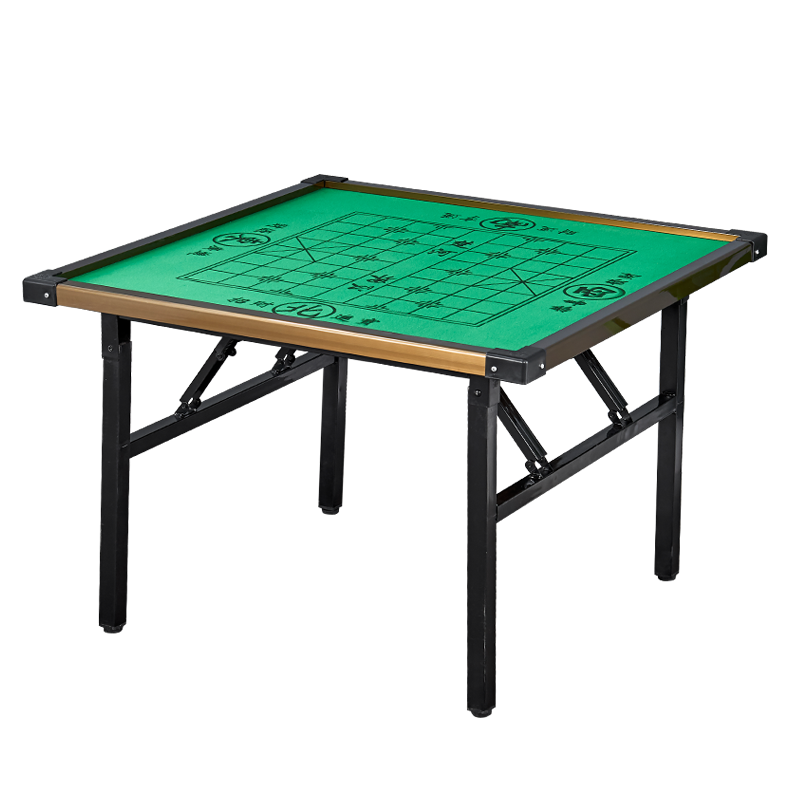 Home Hand Numb Mahjong Table Folding Simple Dual-use Chess Board Entertainment Table Ruleta Casino Poker Tables Practical