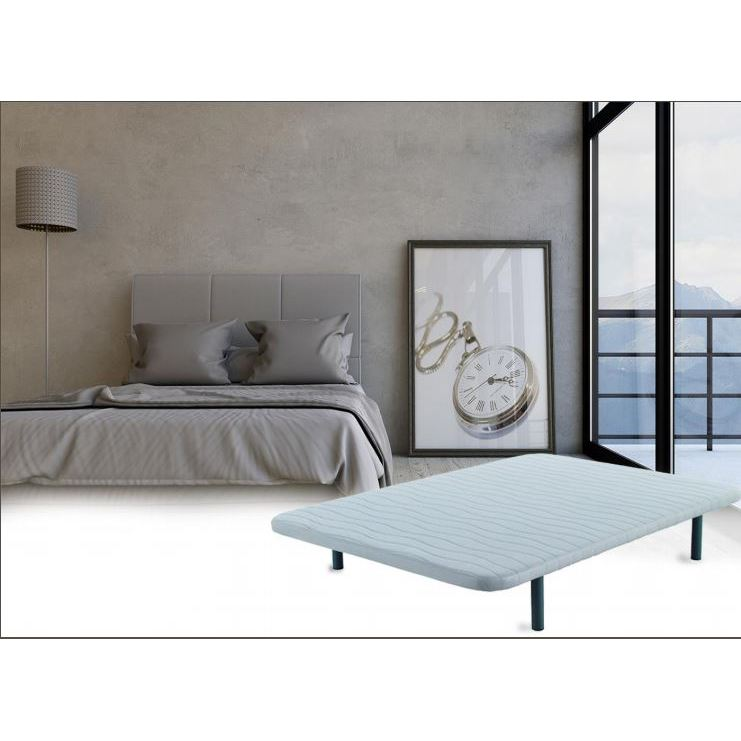 CLOEN Baseman Upholstered Mattress Mattress Soft Comfort Bedroom Furniture, Single Bed Or Queen, Rest