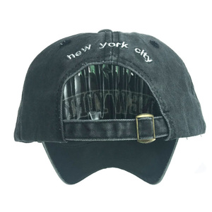 Image 5 - סיטונאי מקרית Snapback כובעי בייסבול כובעי היפ הופ לרקום מכתב כותנה כובע לגברים נשים Casquette עצם gorras para hombre