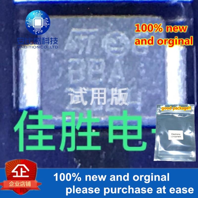 20pcs 100% New And Orginal SMBJ6.0CA DO214AA Silk-screen BBA Lead Silver Plating