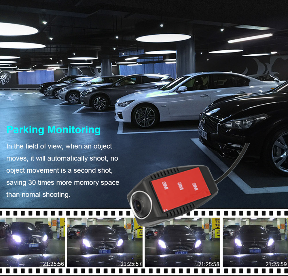 Parking Monitoring