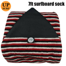 Surfing Stretch terry surfboard Qick-dry 12 Sizes of Sock Surf sock cover bag surf