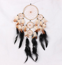 Creative Polycyclic Dreamcatcher Retro Home Decoration Bohemian Wall Hangers Monternet