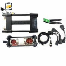 88894000 VOCOM 2 teşhis aracı Vocom II iletişim ünitesi OBD2 USB 8 Pin kablo avrupa kamyonlar için