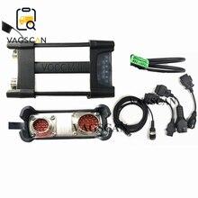 أداة تشخيص VOCOM 2 88894000 ، وحدة اتصال Vocom II ، كابل USB 8 Pin للشاحنات الأوروبية