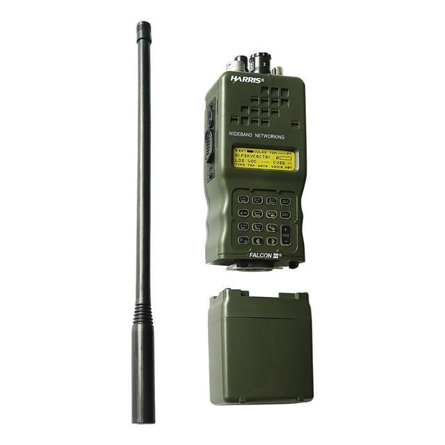 PRC 152 PRC 152 Harris Dummy Radio Case,Military Talkie Walkie Model for Baofeng Radio,No Function