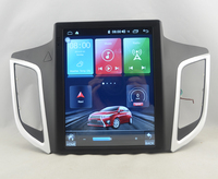10.4 tesla style vertical screen Octa core Android 10 Car GPS radio Video Navigation for Hyundai ix25 Creta Cantus 2014 2019