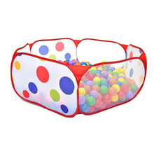 Creative Marine Ocean Ball Pool Tent Christmas Baby Toy Game House Foldable
