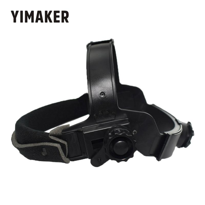 YIMAKER Adjustable Welding Welder Mask Headband Cap Wearing Welding Mask Head Ring Accessories