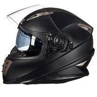 Casco De carreras para hombre y mujer, máscara completa, accesorios para Motocross, Capacete De Moto todoterreno