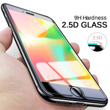 For Apple iPhone 4S 5 5S SE 6 6S 7  Plus Premium Tempered Glass Screen Protector Film Explosion-proof glass on for iphone 5s стоимость