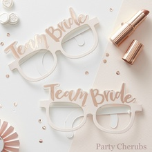 10 Pcs/lot Wedding Decorations Bridal Shower Wedding  Bride To Be  Party Girl Hen Party Decoration Glasses