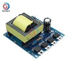 500 Вт Инвертор повышающий трансформатор питания постоянного тока 12 В переменного тока 220 В модуль автомобильного преобразователя