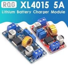 Batterie d'alimentation au lithium, avec module de charge abaisseur XL4015 et convertisseur de puissance, LED, original, type 5A DC à DC CC CV,