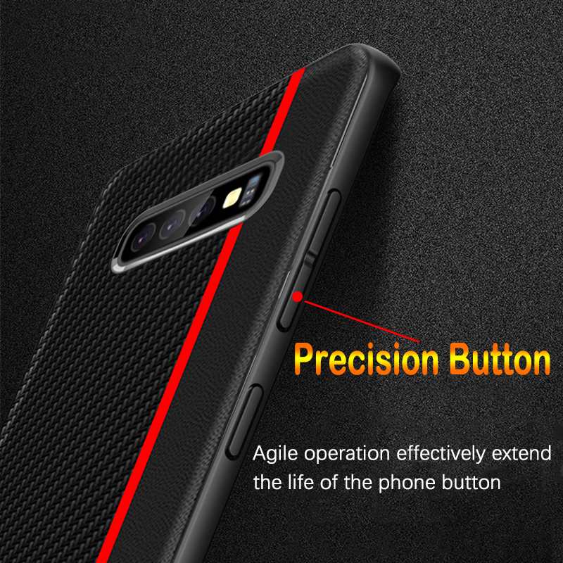 For Samsung S10 Case Original Protect Cover for Samsung Galaxy S10 Plus S8 S9 S10e 5G Note 10 9 A50 A70 A7 A8 Plus A9 2018 Case