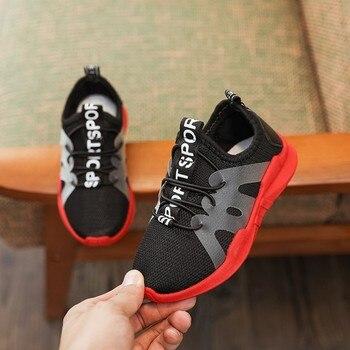 Los niños de luz peso Zapatillas de deporte Niño Zapatos Niña de...