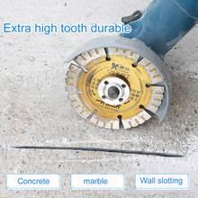 цена на 125 mm Diamond Saw Blade Disc Cutting Tool Saw Blades Power Tool With Marble Granite Tile Ceramic Concrete Quartz Stone Cutting