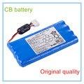 Высокое качество Батарея клетки FX-7540 Батарея для FX-7540 FCP-7541 FX-7542 T8HR4/3FAUC-5887 ЭКГ монитор Батарея