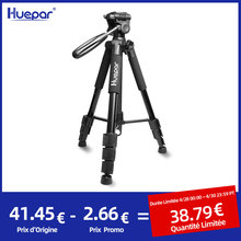 Huepar Multi-function Travel Camera Tripod 56