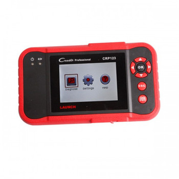 Launch CRP123 X431 CReader Professional CRP 123 New Generation Of Core Diagnostic Product