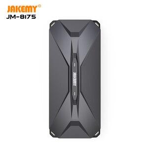 Image 2 - Jakemy 1 精密ドライバーセットで 50 トルクスビット磁気スクリュードライバーiphoneスマートフォン電子修復ツール