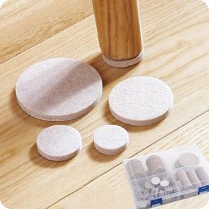 Image 4 - 8 Stuks 18 Stuks Zelfklevende Stoel Voeten Pads Anti Slip Mat Floor Protectors Voor Meubels Benen Meubels Accessoires home Decor