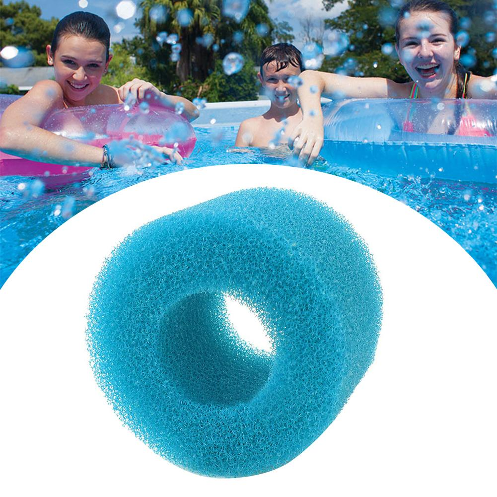 Reusable Washable Swimming Pool Filter Foam Sponge Box For Intex S1 Type Filter Foam For Intex Filter Pumps, Model ONE Filter