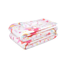 Adult Baby Diaper ABDL 5000ml with Maple Leaf-Printed 3pcs In-Package Nappe Xl-Size