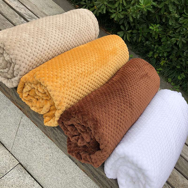 Fashion Beauty Sheet Spa Massage Salon Household Commodity Multicolor Polyester Fabric Soft Luxury Bedding Textiles