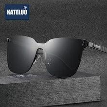 KATELUO gafas de sol polarizadas para mujer, lentes clásicas de gran tamaño con protección UV400, adecuadas para conducir, 2020