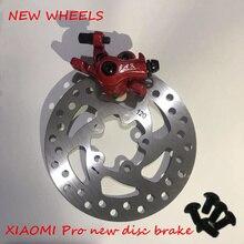 XIAOMI Pro, запчасти для электрического скутера, стиль, дисковый тормоз, 120 мм, тормозной диск, подгонянные подкладки, дисковые тормозные колодки