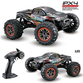 XINLEHONG TOYS 1/10 9125 RC Car 2.4GHz 4WD 46km/h High Speed Remote Control Short-course Truck Waterproof