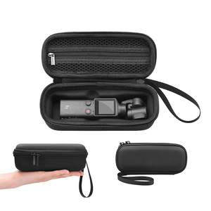 Image 1 - Portable Storage Bag Carrying Case for FIMI PALM Handheld Box Anti impact Gimbal Camera Handbag for fimi palm Accessories