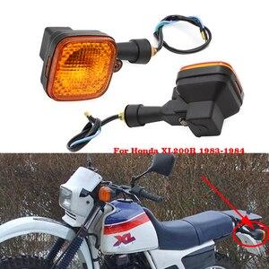 Indicateur de feu arrière pour Moto, pour Honda XL200R XL 200 R 1983 1984, 1 paire, 12V 23W