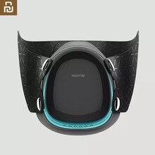 Hootim elektrikli Anti pus PM2.5 sterilizasyon anyon maskesi sağlar aktif hava kaynağı elektrikli yüz maskesi