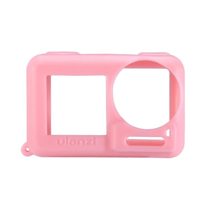 ULANZI Silicone Protective Portable Case Lens Cover for DJI OSMO Action Camera Accessories