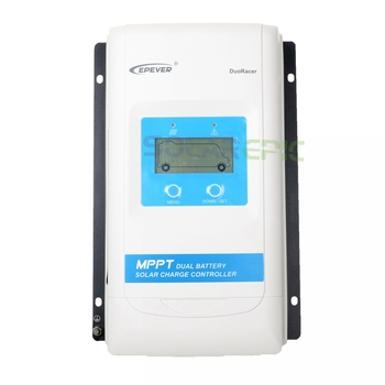 Everything Is Solar™ EPever 30A DuoRacer MPPT Solar Controller