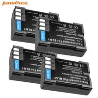 Powtree 7.2V 1800mAh Li ion bateria aparatu dla OLYMPUS BLM1 BLM 1 BLM 1 E 3 E 500 E 30 E 510 E 330 E 520 C 8080 w Baterie cyfrowe od Elektronika użytkowa na