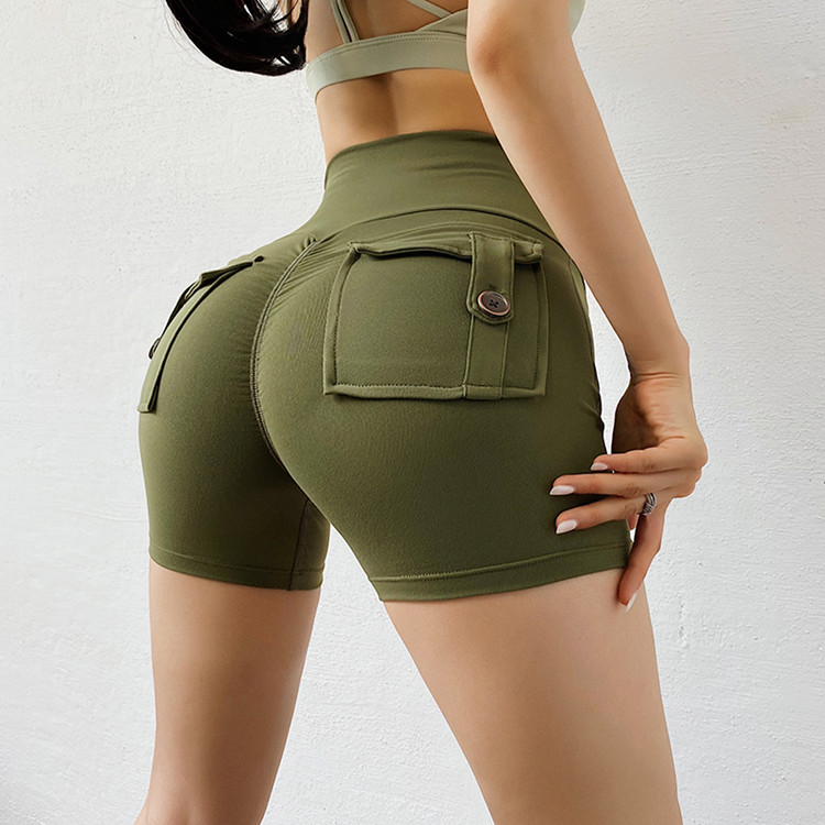 Firmabs Cargo Sport Shorts