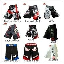 2021 New men mma fight shorts green viper boxing muay thai bjj boxer shorts