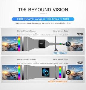 Image 5 - Новый Android 10,0 T95 Smart TV Box 4 ГБ 32 ГБ 64 Гб Allwinner H616 четырехъядерный 1080P H.265 4K медиаплеер 2 Гб 16 Гб телеприставка