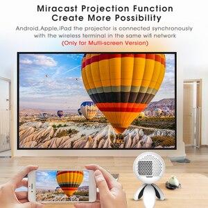 Image 3 - ThundeaL YG300 YG310 עדכון גרסה YG220 מיני מקרן נייד כיס חמוד ילדים מתנה Projetor וידאו HDMI USB 3D LED מקרן