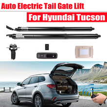 Car Electronics Tailgate smart auto electric tail gate lift For Hyundai Tucson 2015-2018 Remote Control Trunk Lift Avoid Pinch car electric tail gate lift special for lexus es 2018 easily for you to control trunk