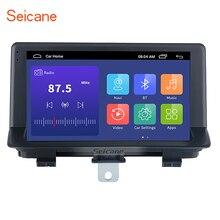 Seicane для AUDI Q3 2013 2017 Android 9,1 9 дюймов HD сенсорный экран Bluetooth GPS навигационная система авто радио Поддержка 3G WIFI SWC