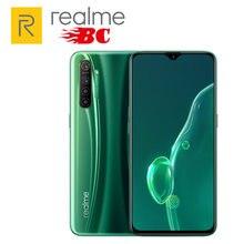 Originele Realme X2 8Gb 128Gb 30W Fast Charger Telefoon Moblie Telefoon Snapdragon 730G 64MP Quad Camera 6.4''