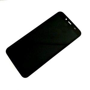 """Image 2 - 5.5 """"100% test BLACKVIEW BV5500 / BV5500 Pro LCD ekran dokunmatik ekranlı sayısallaştırıcı grup için yedek BV5500Pro + araçları"""